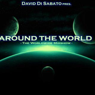 """David Di Sabato pres. """"Around The World"""" [Episode #010] - The Mixshow"""