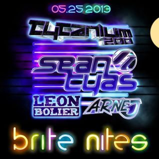 Leon Bolier - Tytanium Sessions 200 Party - 25.05.2013