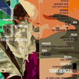 Live @ D-Date Party (Deck Mix) - 00 Rio de Janeiro
