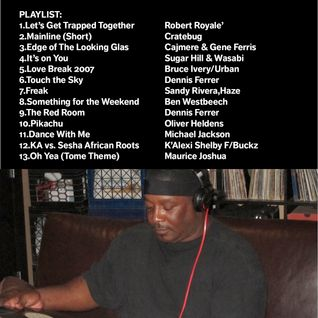 THE PRACTICAL HOUSE SHOW BY MIKE ANDERSON THE GUEST MIX WITH ROBERT ROYALE