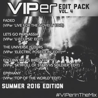 VIPer Edit Pack - VOL. 4 (Summer Edition)