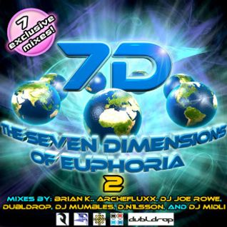 Archefluxx Mix - 7D: Seven Dimensions Of Euphoria 2