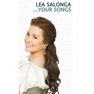 Lea Salonga Your Songs