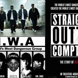 @DJT4Real 's Straight Outta Compton N.W.A Mix (8-15-15)