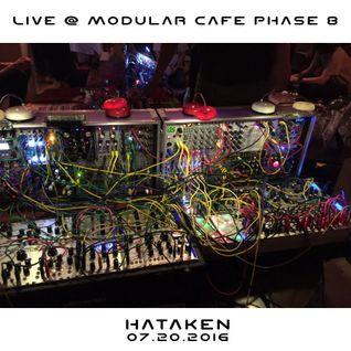 Hataken - Live @ Modular cafe phase 8