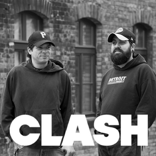 Clash DJ Mix - The Analogue Cops