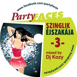 Dj Kozy - PF Szinglik ejszakaja 3 (2012)