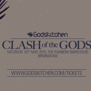Mike Beaumont B2B Lee Thompson - Godskitchen COTG Promo May 2015