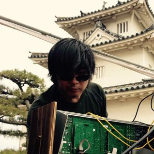 Hataken 2h20m modular synthesizer Live @ Tensyukaku Disco Marugame-jyo 05.03.2015