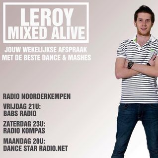 Leroy Mixed Alive Episode 35