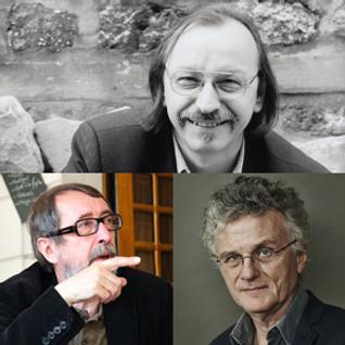 Café littéraire : Drôle de monde - P. RAMBAUD, G. MORDILLAT, D. DAENINCKX