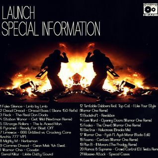 Launch - Special Information ( future jungle mix )