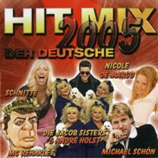 Hit Mix 2005 Der Deutsche Vol. 1