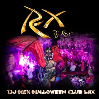 Dj Rex's Halloween Party - Starter Club Mix 2014