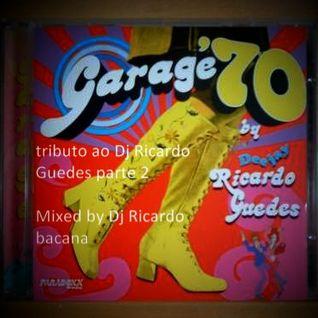 TRIBUTO AO DJ RICARDO GUEDES 2,CLÁSSICAS UNDERGROUD,MIXED BY DJ RICARDO BACANA