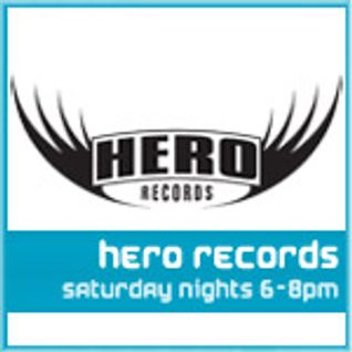 Hero Records Show #24 (2012-04-21) - There Be Dragons. Probably.