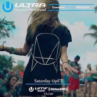 Mija @ Ultra Music Festival 2016 (OWSLA at UMF Radio Stage)