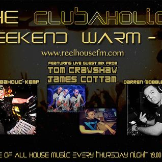 The CWWU Radio Show ft. live guest mix from Tom Crawshaw & James Cottam 2 - The Return