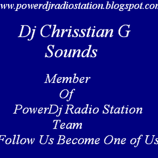 Summer Sensation With Chrisstian G @ PowerDj Radio Station