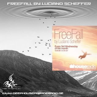 Luciano Scheffer @ Freefall #13 | September