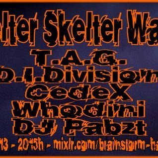 DJ Pabzt - Immer Wenn Das Bein Zuckt