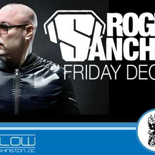 Roger Sanchez - Live @ Josephine (Washington DC) - 16.12.2011 - www.LiveSets.at
