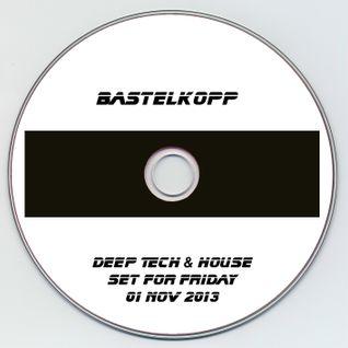 DJ Set for Friday