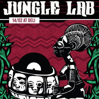 Jahrkon at ☢ Jungle Lab ☢ 14.2.15