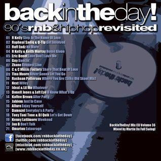 BackInTheDay! Volume 36