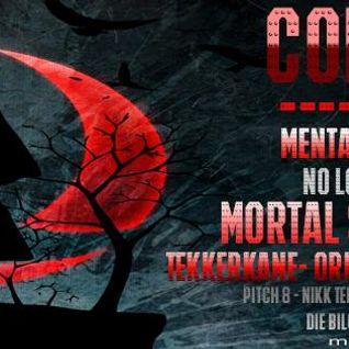 CrazyTBone @ Code Red vs Mental Destruction NO LOCO NO PARTY 08.03.2014
