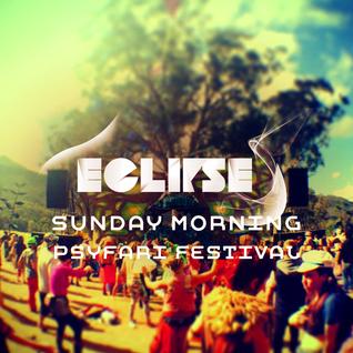 Ecl1pse @ Sunday Morning Psyfari Festival 2014