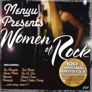 menyu presents: women of rock