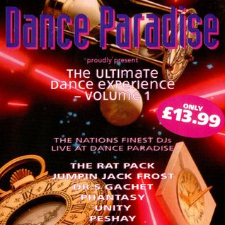 Ratpack - Dance Paradise - 'The ultimate dance experience' vol 1 - 1993