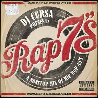 Rap 7's - A Nonstop Mix of Hip Hop 45's