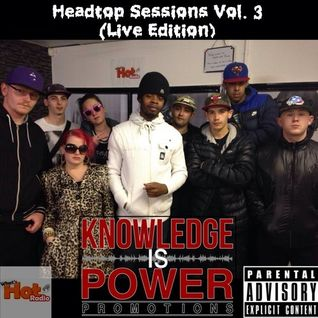 Headtop Sessions Vol.3 (Live On Whats Hot Radio)