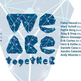 11.12.2015 Xandro Catania @ we are together - recorded by rosa marsch