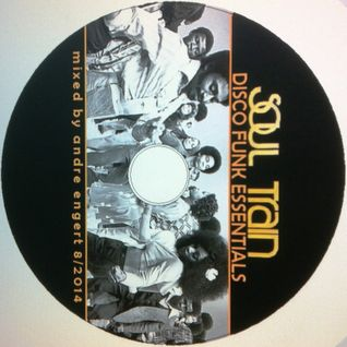 Soul Train - Disco Funk Mixed By Andre Engert
