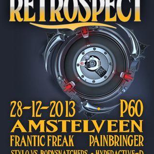 DJ Baba live @ Retrospect ( Cyndium )