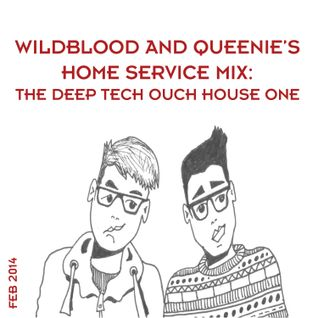 Wildblood and Queenie's Home Service Mix: The Deep Tech Ouch House one