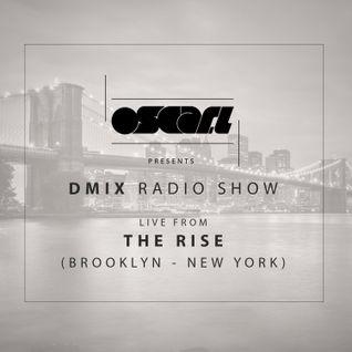 Oscar L Presents - DMix Radioshow Jan 2016 - Live at The Rise, Brooklyn - New York
