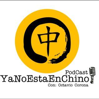 """1er podcast de YaNoEstaEnChino """"CHINA y su importancia en el mundo"""""""