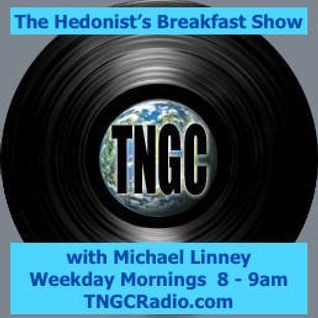 TNGC Radio - The Breakfast Show with Michael Linney (w/c 18/05/2015)