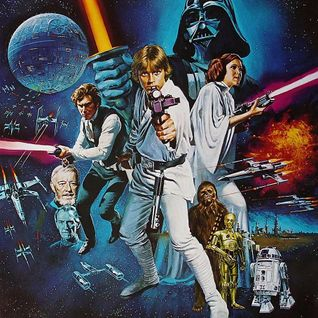 Tony Richards  Alternative 'STAR WARS' special for Radio Dacorum Sat 07/02/15 Mixed Nuts Part Two