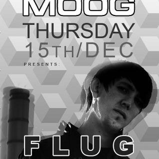 Flug @ Moog Barcelona 15/12/11