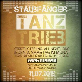 Live @ Tanztrieb 11.07.15