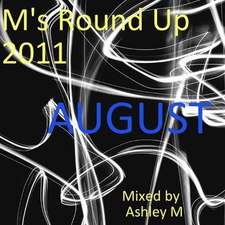 M's Round UP 2011 'AUGUST'