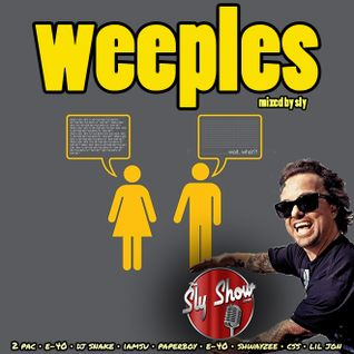 (Weeples: Mixed By Sly) Keak Da Sneak, Messy Marv, Jidenna, Lorde, Javi Picazo (TheSlyShow.com)