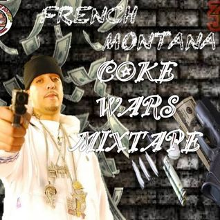 French Montana Coke Wars Mixtape by dj Jahmar intl & Zj Frass