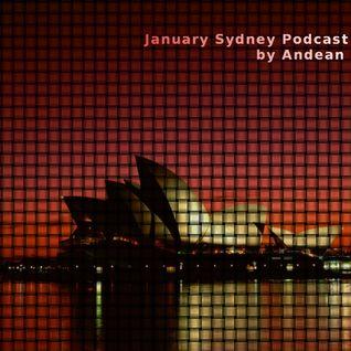 January 2013 Sydney Mixtape by Andean illicit