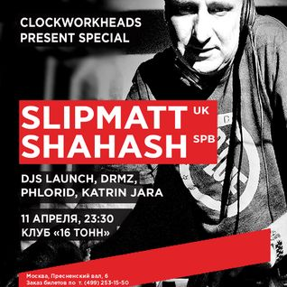 Slipmatt - Live @ CWH Special, Moscow 11-04-2014
